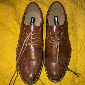 Steve Madden men's dress oxford shoes size 9.5